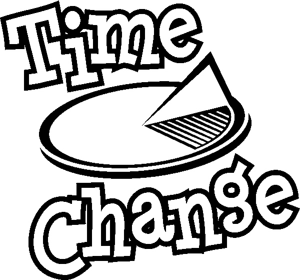 Image result for time change